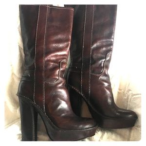 Frye Victoria Tall Boots, 7.5